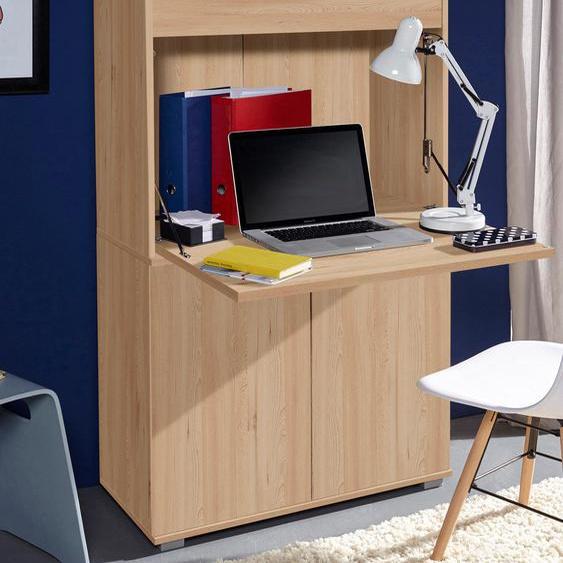 Sekretär Ahaus Einheitsgröße beige Sekretäre Bürotische und Schreibtische Büromöbel