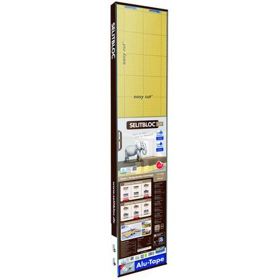 Selit Vinyl- und Designboden-Unterlage SELITBLOC 0,15 cm, für 10 m²