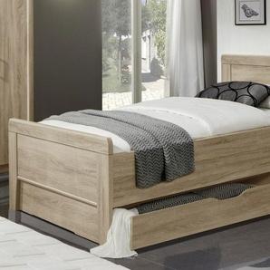 Stauraum-Seniorenbett in Komforthöhe 120x190 cm - Palmira