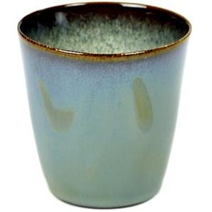 Serax - Terres De Rêve Becher conisch - smokey blue - S - indoor