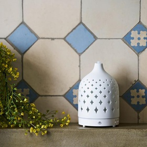 SERENE HOUSE Diffusor ,Weiß ,Keramik
