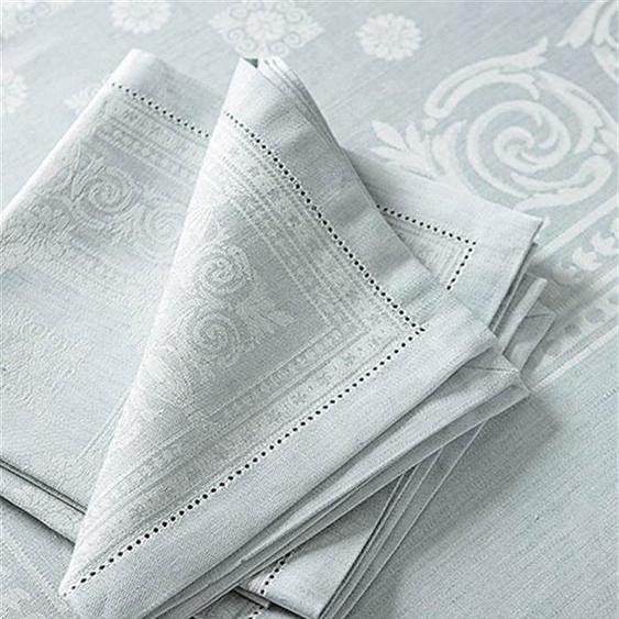 Serviette Claire - bunt - 48 % Leinen, 52 % Baumwolle - Tischwäsche