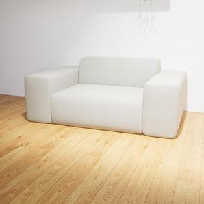 Sessel Cremeweiß - Eleganter Sessel: Hochwertige Qualität, einzigartiges Design - 166 x 72 x 107 cm, Individuell konfigurierbar