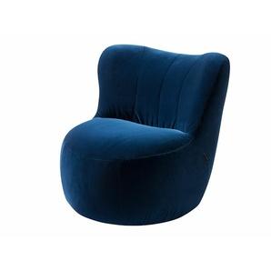 Sessel freistil 173 freistil blau, Designer Müller & Wulff