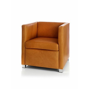 Sessel ID Braun, Designer Indomo, 67x66x68 cm