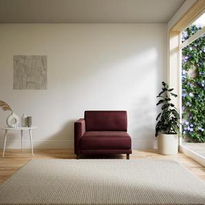 Sessel Altrosa - Eleganter Sessel: Hochwertige Qualität, einzigartiges Design - 90 x 75 x 98 cm, Individuell konfigurierbar