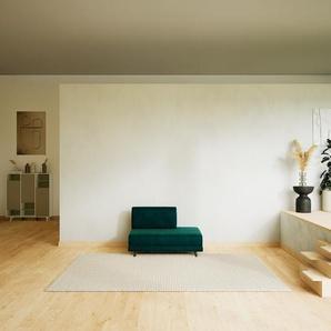 Sessel Petrolblau - Eleganter Sessel: Hochwertige Qualität, einzigartiges Design - 120 x 75 x 98 cm, Individuell konfigurierbar