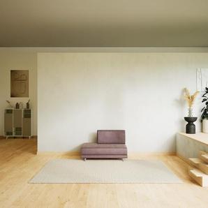 Sessel Puderrosa - Eleganter Sessel: Hochwertige Qualität, einzigartiges Design - 120 x 75 x 98 cm, Individuell konfigurierbar