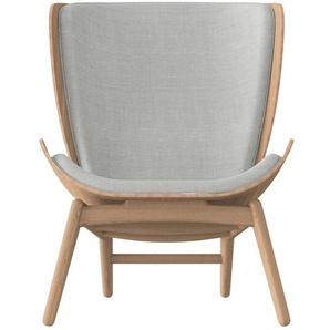 Sessel The Reader Umage grau, Designer Tor Hadsund, 105x78x91 cm
