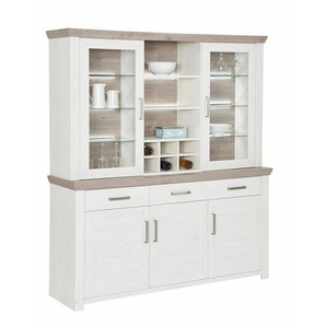 set one by Musterring Buffetschrank »york« Typ 22, Breite 184 cm
