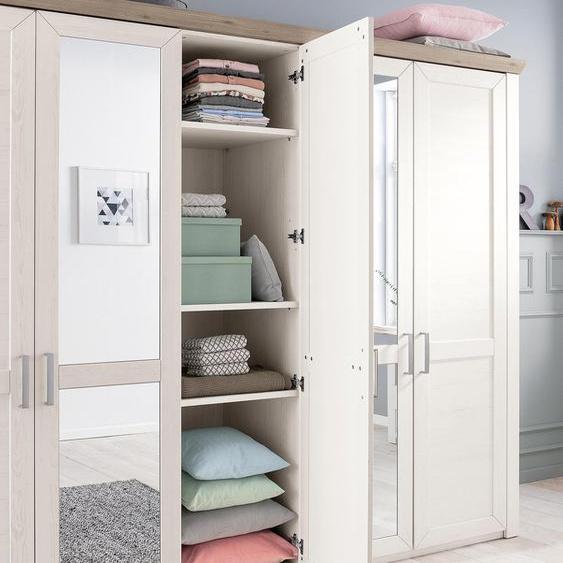 set one by Musterring Einlegeboden Oakland 55x55x2 cm, 3er Set beige Zubehör für Kleiderschränke Möbel Einlegeböden