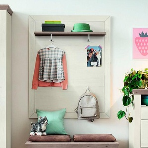 set one by Musterring Garderobenpaneel »york« Typ 11, Pino Aurelio