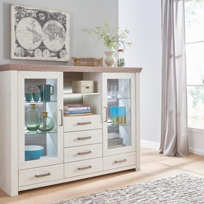Highboard Typ 56 »york«, set one by Musterring