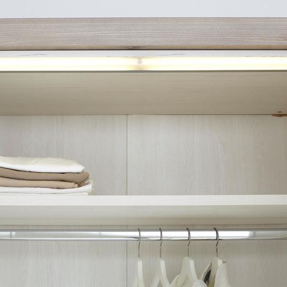 set one by Musterring,LED Schrankinnenraumbeleuchtung Oakland H:1,5 cm farblos Zubehör für Kleiderschränke Möbel Lampen