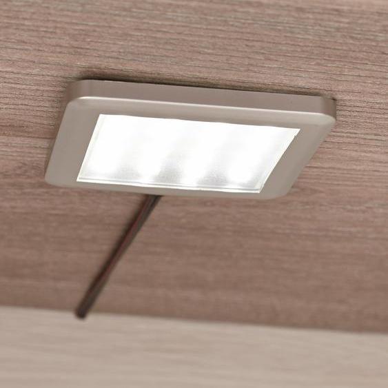 set one by Musterring,LED Unterbauleuchte Oakland Einheitsgröße grau Schrankleuchten Möbelleuchten Lampen Leuchten