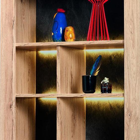 set one by Musterring,LED Unterbauleuchte york Einheitsgröße gelb Schrankleuchten Möbelleuchten Lampen Leuchten