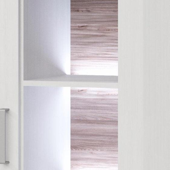 set one by Musterring,LED Unterbauleuchte york Einheitsgröße weiß Schrankleuchten Möbelleuchten Lampen Leuchten