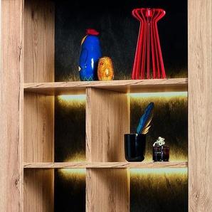 set one by Musterring LED Unterbauleuchte »york«, 4er-Set, für den Typ 07