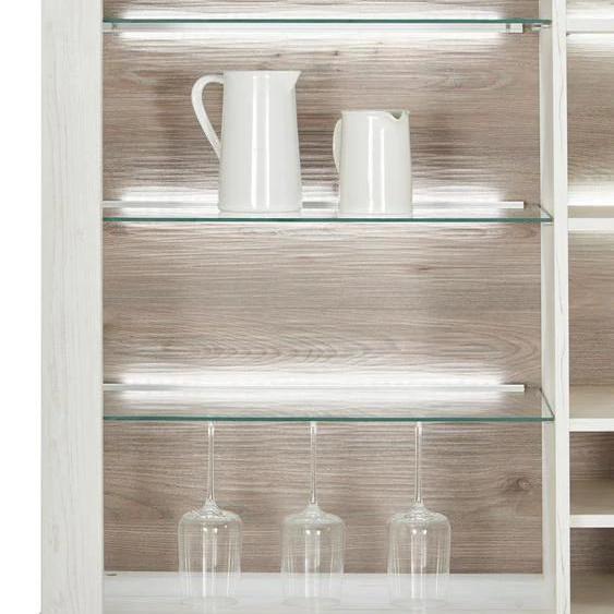 set one by Musterring,LED Unterbauleuchte york Einheitsgröße farblos Zubehör für Küchenmöbel Möbel Lampen