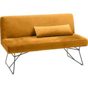 set one by Musterring Sitzbank »Nevada«, Breite 140 cm, ohne Armlehne