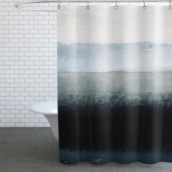 Shades of Grey - Duschvorhang