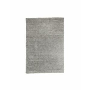 Shaggy-Teppich Criswell in Grau