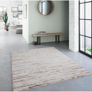 Weißer/brauner teppich von enkhtuya