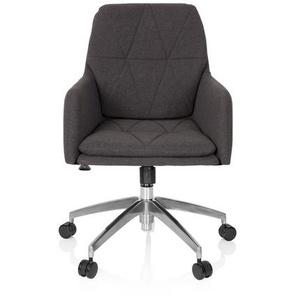 SHAKE 350 - Home Office Bürostuhl Dunkelgrau