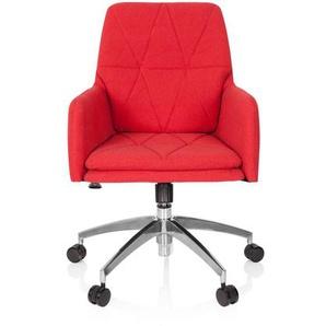 SHAKE 350 - Home Office Bürostuhl Rot
