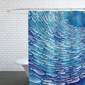 Shellfish - Duschvorhang