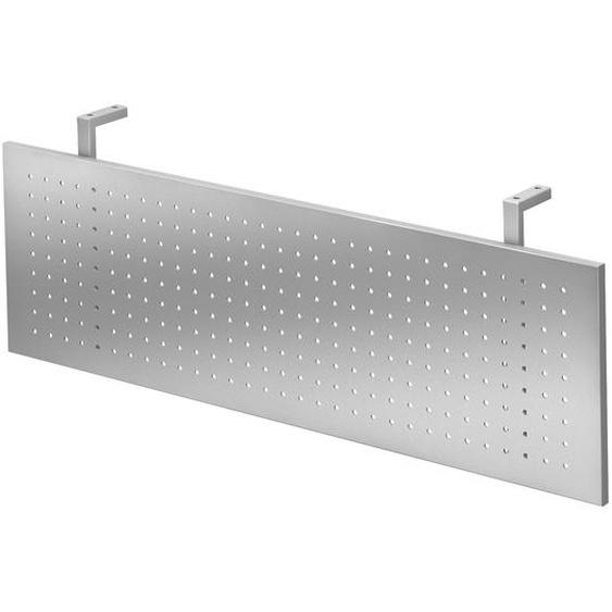 SI 90 S | Sichtblende - Silber 90° Ecke