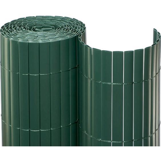 Sichtschutzmatte PVC 90 cm x 300 cm Grün