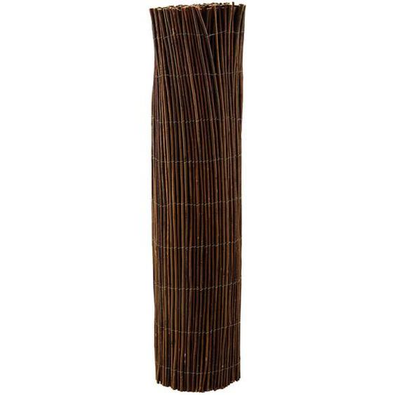 Sichtschutzmatte Weidenholz 300 x 90 cm