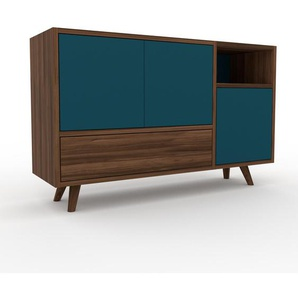 sideboards in blau preise qualit t vergleichen m bel 24. Black Bedroom Furniture Sets. Home Design Ideas