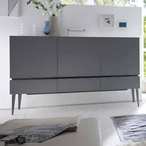 Sideboard in Anthrazit modern