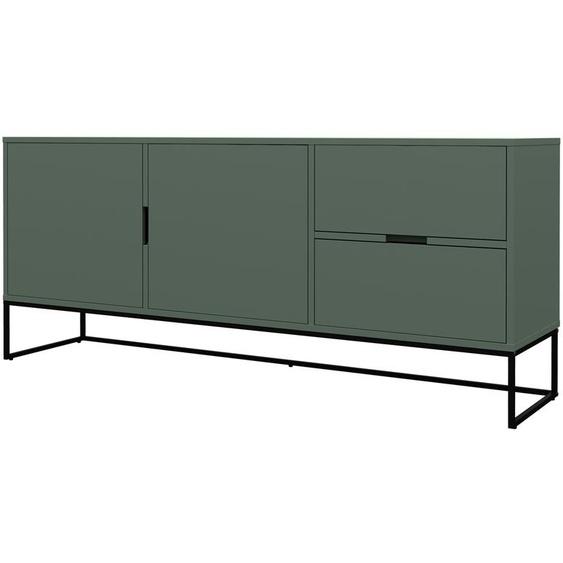 Sideboard  Linera ¦ grün