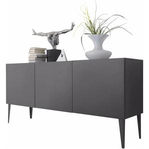 Sideboard »Zela«, grau, FSC-Zertifikat, , , FSC®-zertifiziert, Places of Style