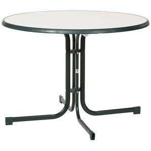 Sieger Klapptisch - grün - 72 cm | Möbel Kraft
