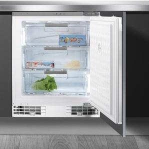 SIEMENS Einbaugefrierschrank GU15DA55, Energieeffizienzklasse: A+