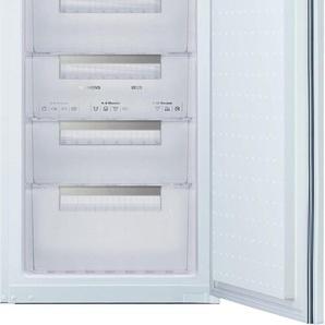 SIEMENS Einbaugefrierschrank GI18DA30, weiß, Energieeffizienzklasse: A++