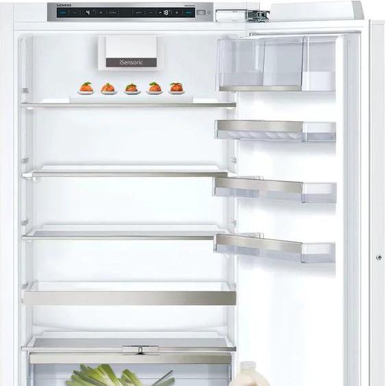 SIEMENS Einbaukühlgefrierkombination KI86SADD0, iQ500 D (A bis G) Rechtsanschlag weiß Kühlschränke SOFORT LIEFERBARE Haushaltsgeräte