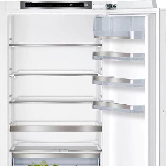 SIEMENS Einbaukühlgefrierkombination KI86SADE0, iQ500 E (A bis G) Rechtsanschlag weiß Kühlschränke SOFORT LIEFERBARE Haushaltsgeräte