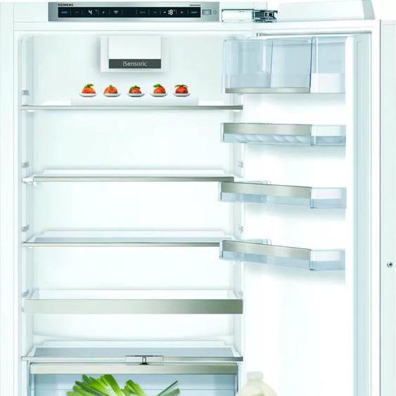 SIEMENS Einbaukühlgefrierkombination KI86SHDD0, iQ500 D (A bis G) Rechtsanschlag weiß Kühlschränke SOFORT LIEFERBARE Haushaltsgeräte