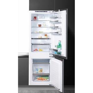SIEMENS Einbaukühlgefrierkombination KI86SAD40, 177,2 cm hoch, 54,5 cm breit, Energieeffizienzklasse: A+++, 177,2 cm hoch, LowFrost, Energieeffizienzklasse: A+++
