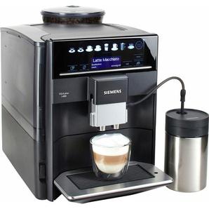 SIEMENS Kaffeevollautomat EQ.6 plus s400 TE654509DE schwarz