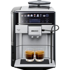 SIEMENS Kaffeevollautomat EQ.6 plus s700 TE657503DE silber