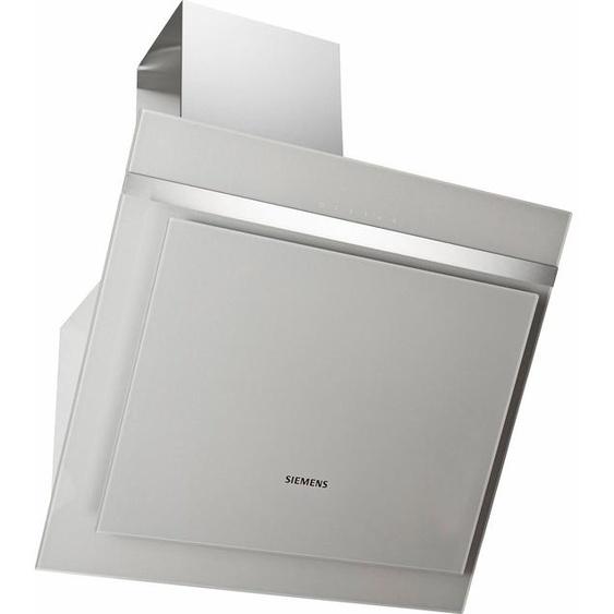 SIEMENS Kopffreihaube LC67KHM10, Serie iQ300 B (A+++ bis D) Einheitsgröße silberfarben Dunstabzugshauben SOFORT LIEFERBARE Haushaltsgeräte