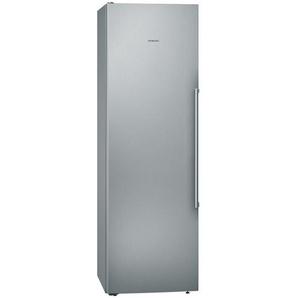 SIEMENS Standkühlschrank  KS 36 VAI 4P ¦ silber ¦ Kunststoff ¦ Maße (cm): B: 60 H: 186 T: 65 Elektrogeräte  Kühlschränke » Höffner