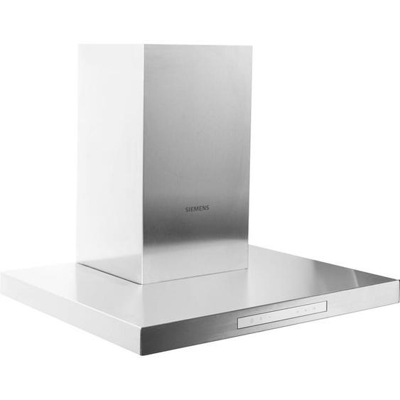 SIEMENS Wandhaube LC67BCP50, Serie iQ500 A (A++ bis E) Einheitsgröße silberfarben Dunstabzugshauben SOFORT LIEFERBARE Haushaltsgeräte