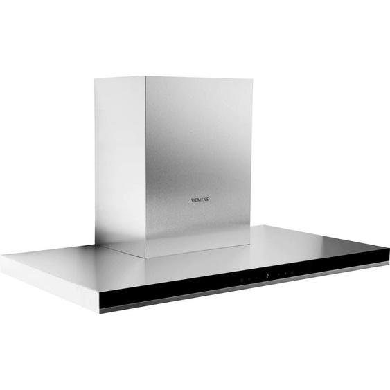 SIEMENS Wandhaube LC97BIP50, Serie iQ500 A (A++ bis E) Einheitsgröße silberfarben Dunstabzugshauben SOFORT LIEFERBARE Haushaltsgeräte